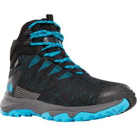 The North Face Ultra Fastpack III Mid GTX Woven Chaussures Femme, tnf black/meridian blue